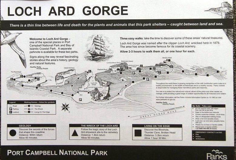 130118_5783-1 Loch Ard Gorge